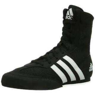Adidas Boxing Boots.