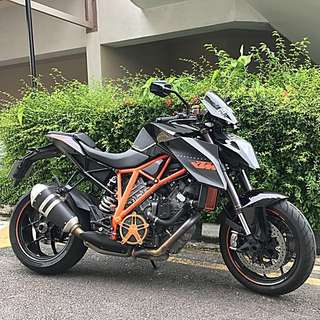 KTM Super Duke R 1290