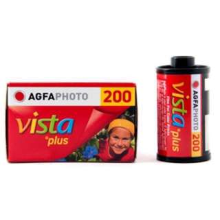 AGFA VISTA PLUS 200