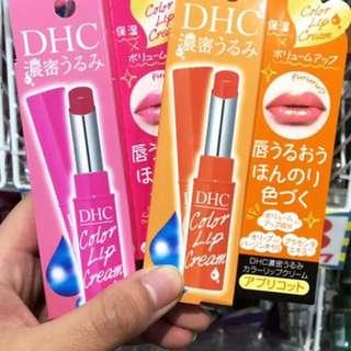 DHC 曼秀雷敦 護唇膏 潤色 高保濕 日本藥妝代購