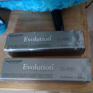 Cat Rambut Alfaparf Milano Evolution