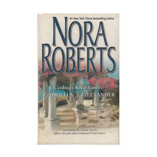 BF: Nora Roberts - Affaire Royale & Command Performance - Cordina;s Royal Family