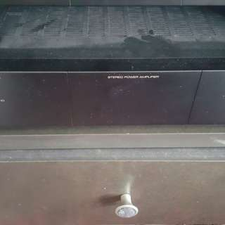 Rotel Power Amplifier RB970BX