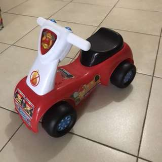 Fisher price baby car for sale!