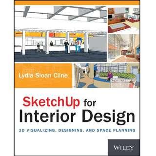 Sketchup for interior design 3d