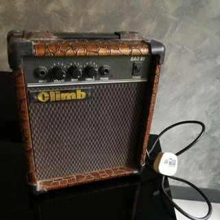'Climb' guitar amplifier