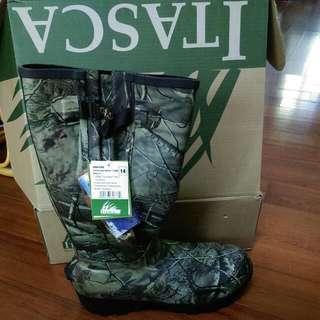 🚚 超低價ITASCA戰鬥靴/雨靴