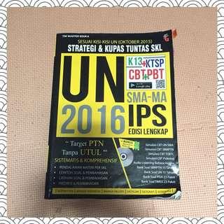 Buku UN