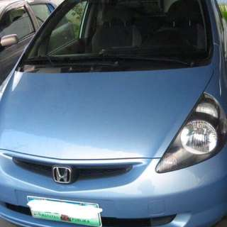 Honda Jazz Light Blue 2002 A/T