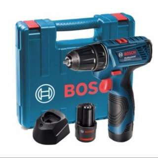 🎄[PROMOTION] Bosch Cordless Drill Driver