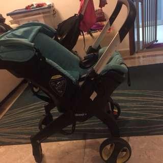 Doona convertible stroller