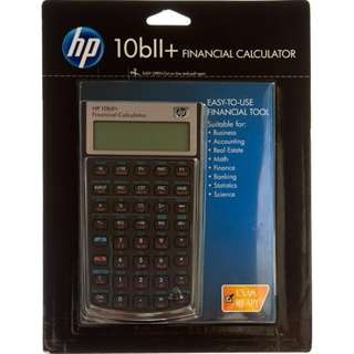 BRAND NEW HP 10bII+ FINANCIAL CALCULATOR FOR SALE :)