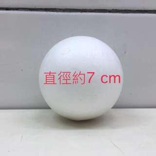 🚚 勞作用品 保麗龍球