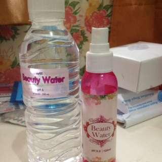 Beauty Water & refill