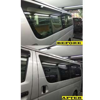 LTA Approved - solar Films - Car Window Tinting