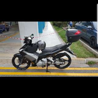 Yamaha spark 135 *Clutchless*