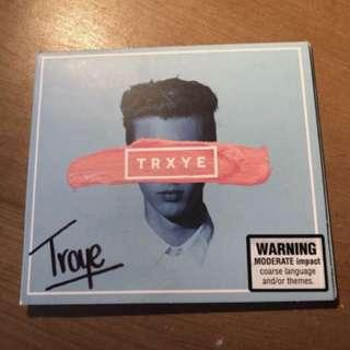 Troye Sivan's 'TRXYE' signed EP.