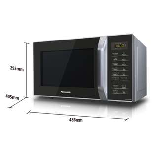 New Panasonic Microwave/ Grill Oven (Silver) Sealed In Box