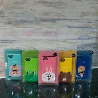 iphone7 硅膠雙層防爆手機殼『全新』