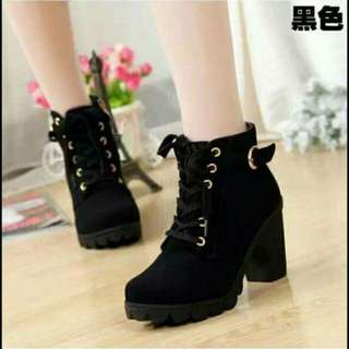 Boots for girls!