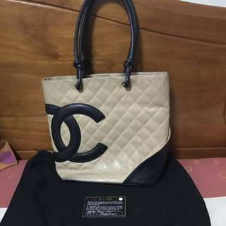 Chanel Cambon bag preowned