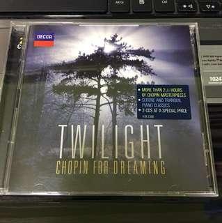 TWILIGHT- Chopin For Dreaming CD Album
