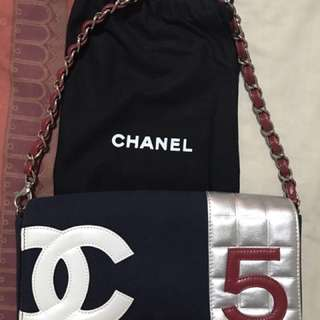 Chanel flap bag preowned