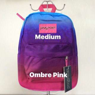 Jansport Backpack - Ombre