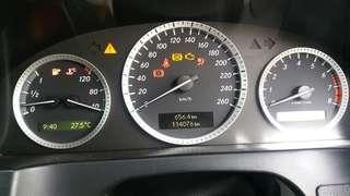Mercedes benz c200 thn 2009 kompresor a/n sendiri