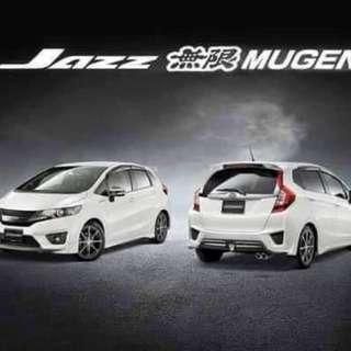 NEW 2018 Honda Jazz 1.5L FREE MUGEN BODYKIT + GIFT