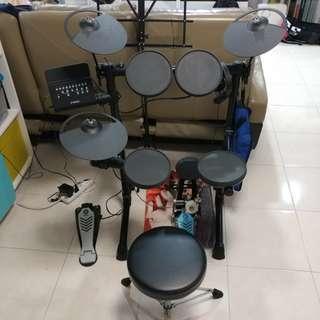 Yamaha Electronic Drum Set DTX430K