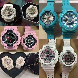 G-SHOCK COUPLE WATCH (OEM)