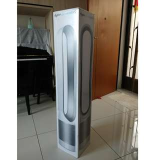 Dyson Tower Pure Cool Link White/Silver TP03