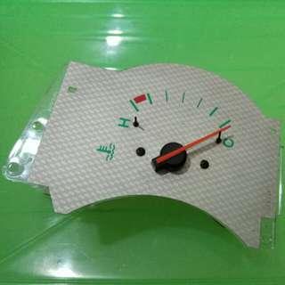 Iswara and Saga fuel meter
