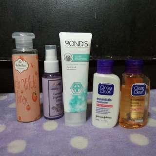 Complete skincare bundle