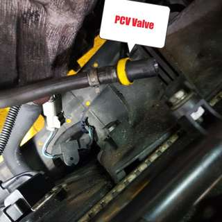 Alan Blog on PCV VALVE , PCV PIPE (Honda fit / jazz / Airwave / Accord / stream )