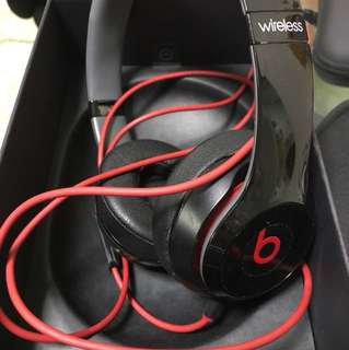 beats solo 2 wireless