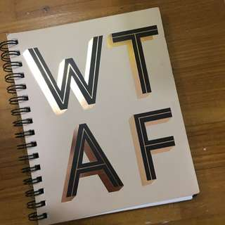 typo wtaf notebook