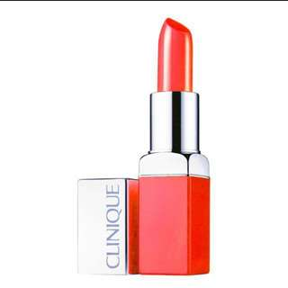 Clinique Pop Lip Color + Primer (Melon Pop)