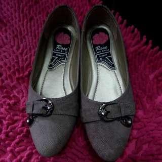 Flat shoes Rose