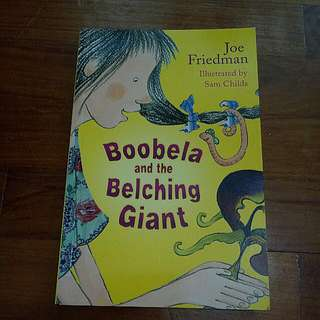 Boobela And The Belching Giant By Joe Friedman