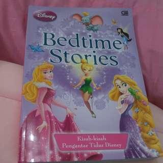 Kisah kisah pengantar tidur Disney bestime Stories