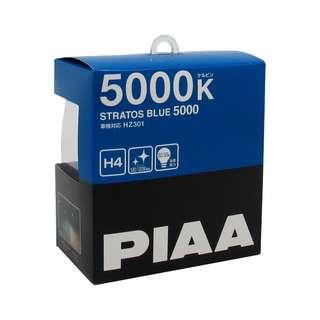 PIAA Stratos HZ301 H4 5000K 12V 60/55W(Blue)