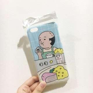 Cartoon casing iphone 6+