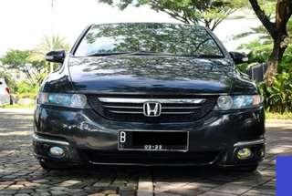 Di jual Honda Odyssey 2.4 AT 2004