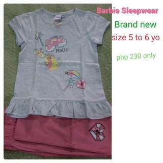 Barbie Sleepwear