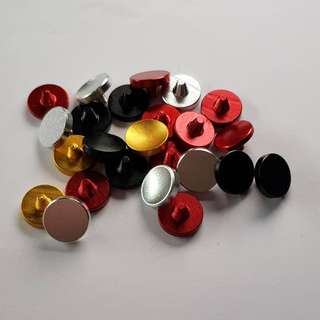 10mm Camera Shutter Button ( Convex / Flat / Concave )