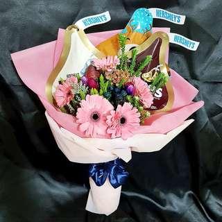 Chocolate Flower Bouquet