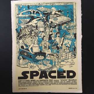 Spaced Movie poster