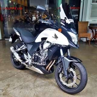 Honda CB400X